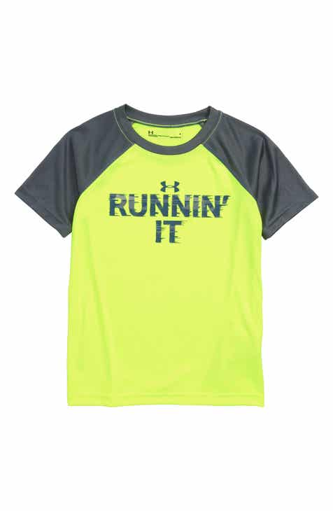 Under Armour Runnin' It T-Shirt (Toddler Boys & Little Boys)