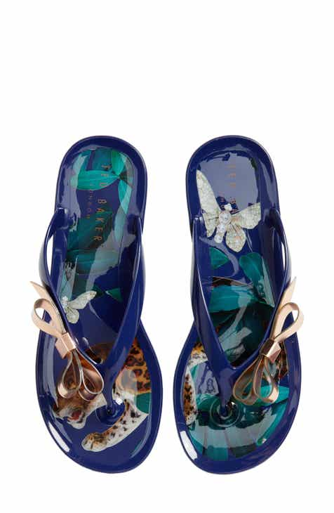 913d38779661 Ted Baker London Suzzip Flip Flop (Women)