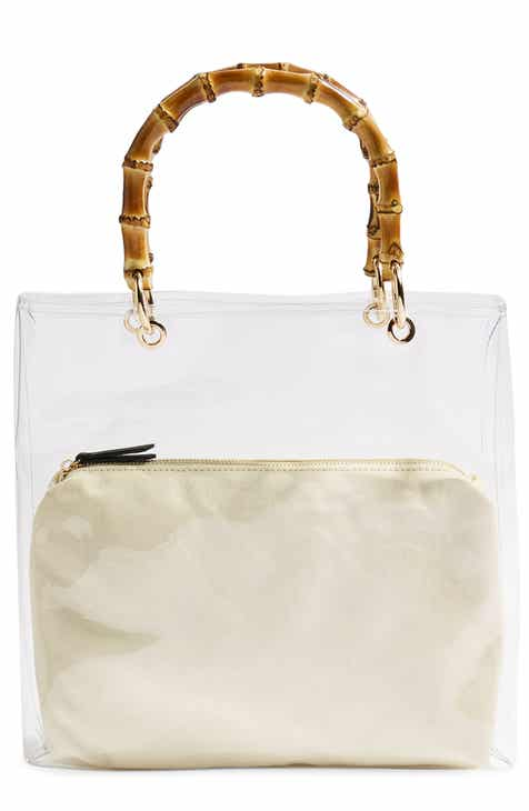 42db328d09 Topshop Mercy Top Handle Tote Bag
