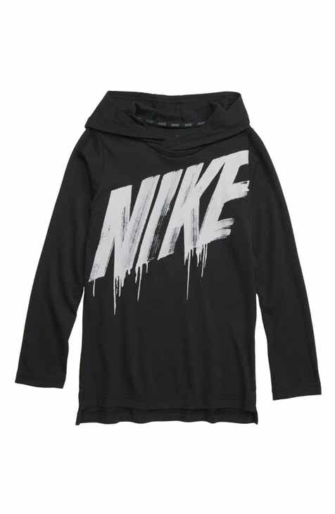 3f1f831e2369 Nike Breathe Hooded Training Pullover (Little Boys   Big Boys)