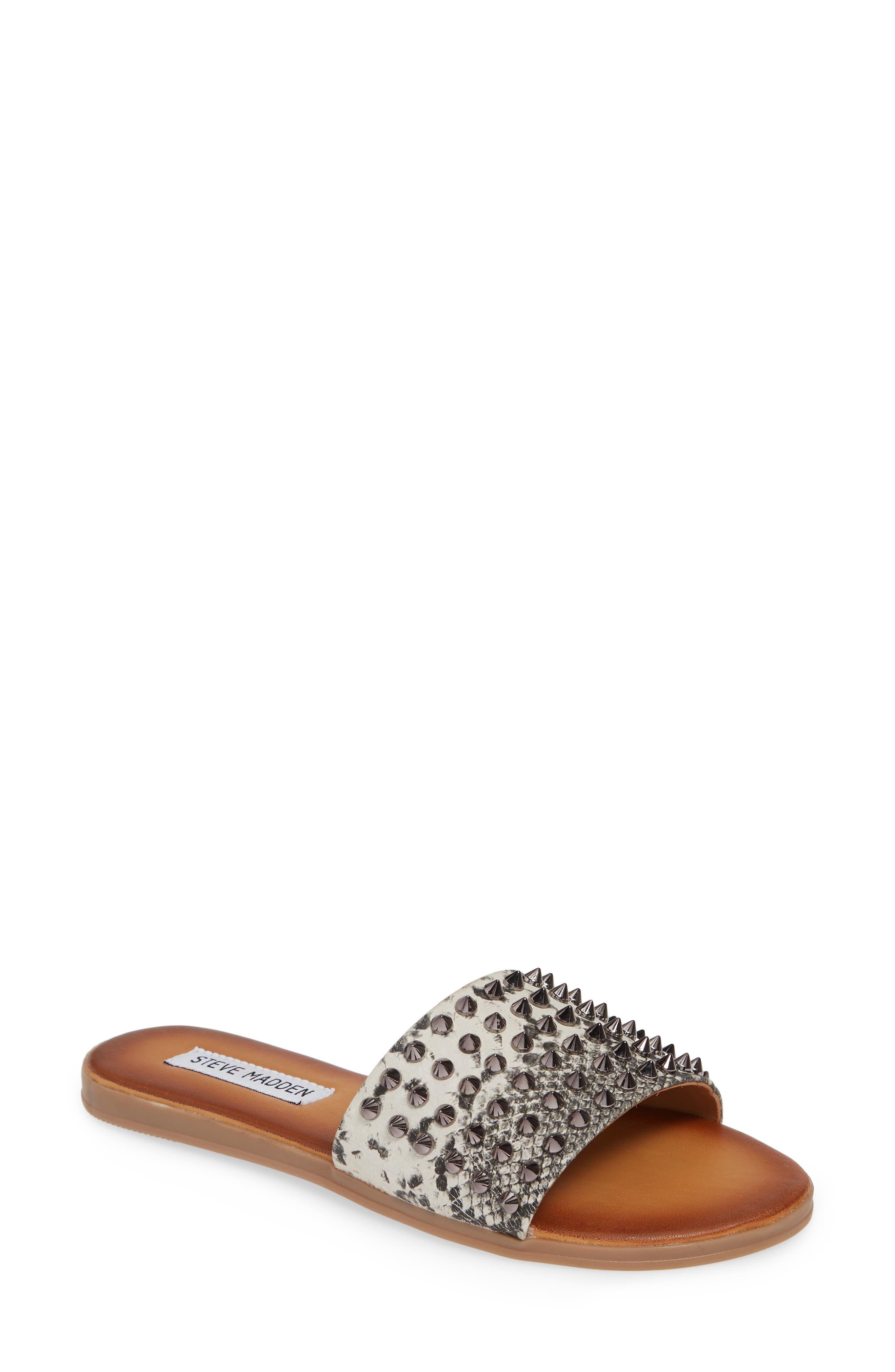 08bc5833267 Women s Steve Madden Flat Heeled Sandals