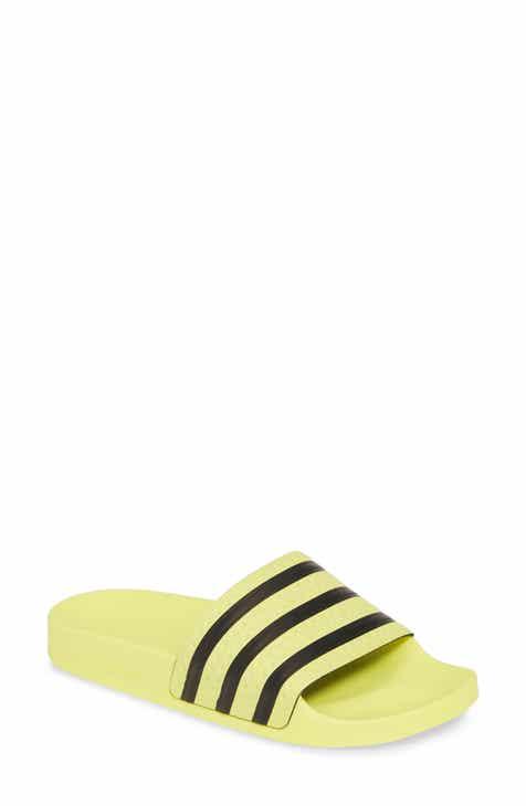 223a6b6a2573f8 adidas  Adilette  Slide Sandal (Women)