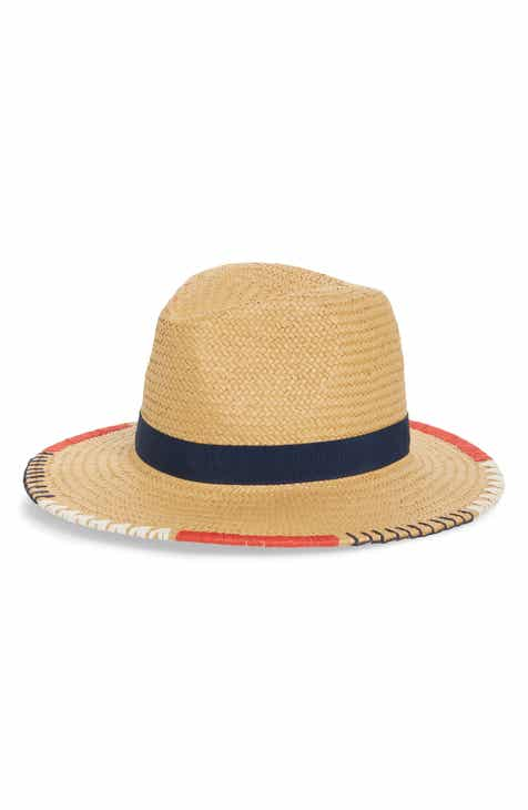 5ed2abbc02d Treasure   Bond Embroidered Straw Panama Hat