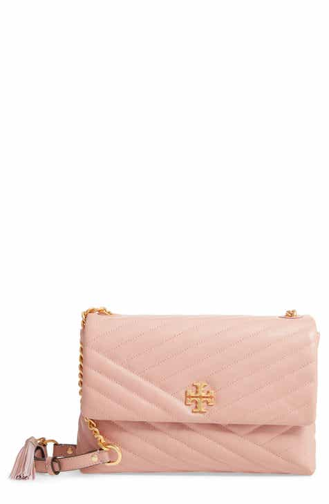 0810fd584484 Tory Burch Kira Chevron Quilted Leather Shoulder Bag