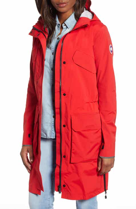 abaf007c84f Canada Goose Seaboard Packable Water Repellent Hooded Jacket