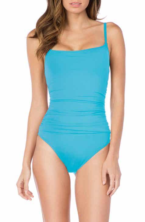 46cd071056 La Blanca Women s Green Swimsuits   Bikinis