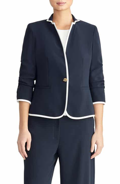 Rachel Roy Collection Gathered Blazer (Plus Size) by RACHEL ROY COLLECTION