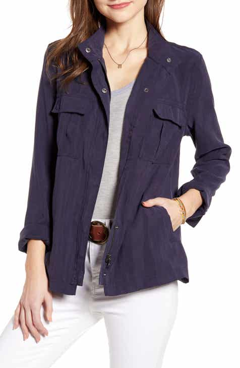 Treasure & Bond Utility Jacket By TREASURE AND BOND by TREASURE AND BOND Best Design