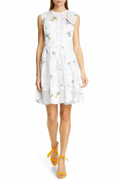 Ted Baker London Aleksa Fortune Fit & Flare Dress by TED BAKER LONDON