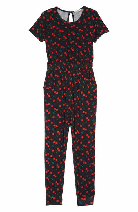 601cdb12882 Tucker + Tate Dance All Day Print Jumpsuit (Big Girls)