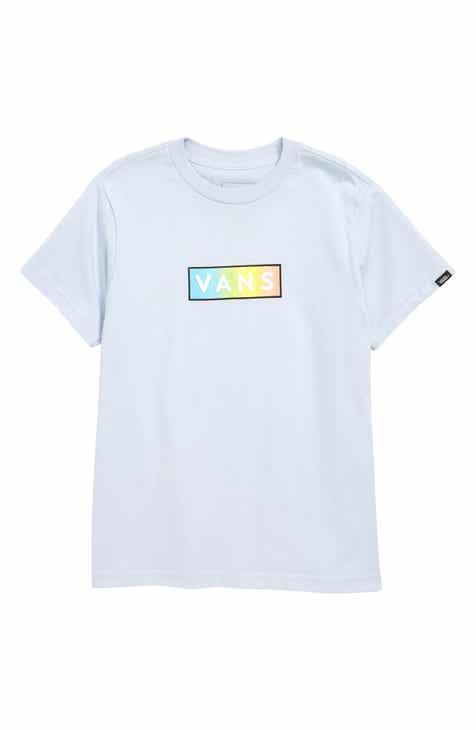 42ace9945b Vans Easy Box Fill Logo T-Shirt (Toddler Boys   Little Boys)