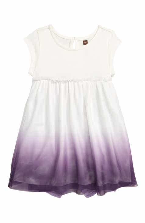 e08fea024a7 Tea Collection Tulle Romper Dress (Baby)