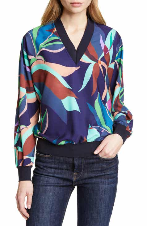 Ted Baker London Byssie Supernatural V-Neck Top by TED BAKER LONDON