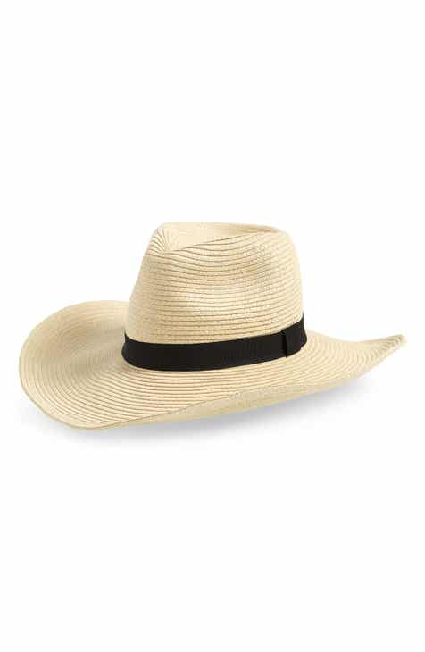 9f4e786403a06 Sole Society Wide Brim Straw Hat