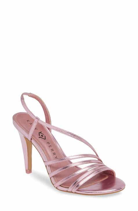 61ac6f93b02 Katy Perry Bryson Asymmetrical Strappy Sandal (Women)