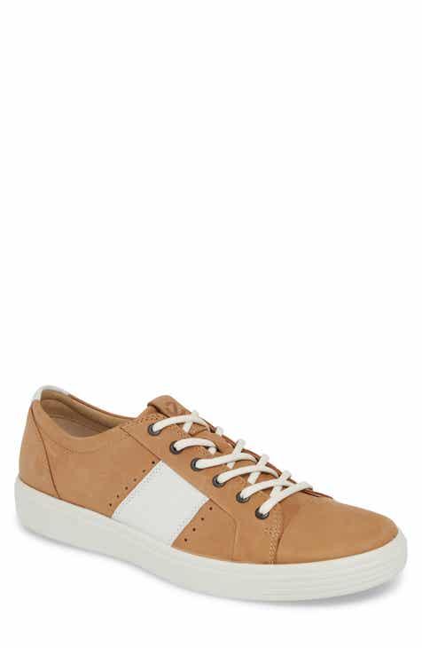 7062105c7d7b32 ECCO Soft 7 Summer Sneaker (Men)