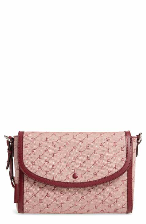 03dfb6e429 Stella McCartney Monogram Canvas Crossbody Bag