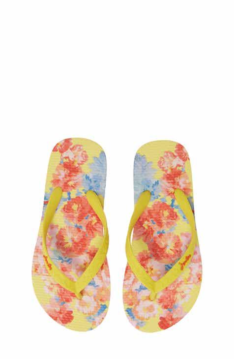 411cd115e431c Joules Embellished Flip Flop (Toddler