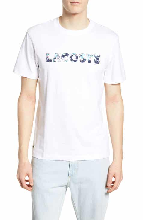 68c399d6c Men's Lacoste T-Shirts, Tank Tops, & Graphic Tees | Nordstrom