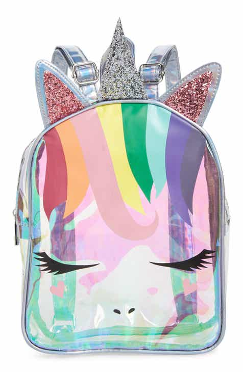 6385d61f14 OMG Rainbow Unicorn Mini Backpack (Kids)