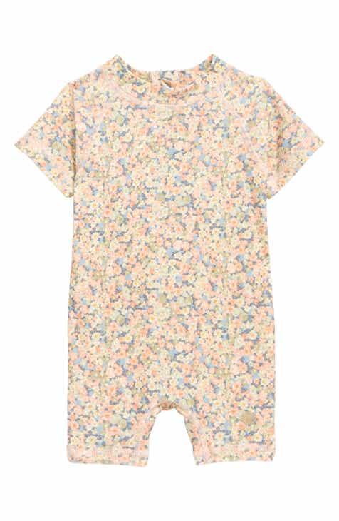 6deca96e0a5 Wheat Cas One-Piece Rashguard Swimsuit (Baby)
