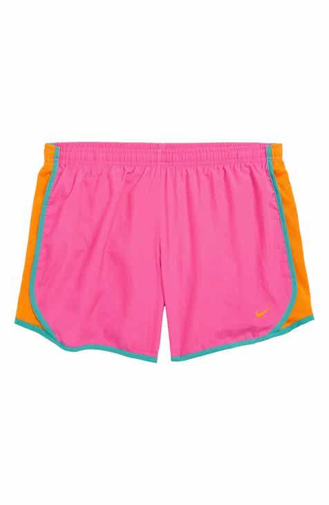 f1831451 Nike Dry Tempo Running Shorts (Big Girls)