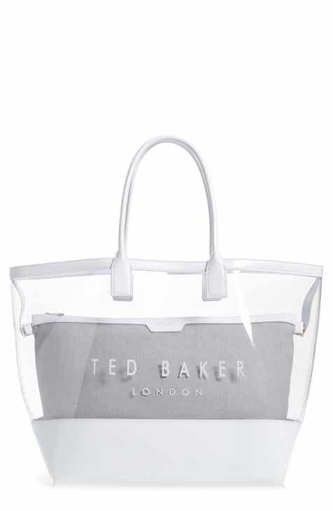 db8fb8d2ec9d Ted Baker London Dorrys Clearn Canvas Pouch Shopper
