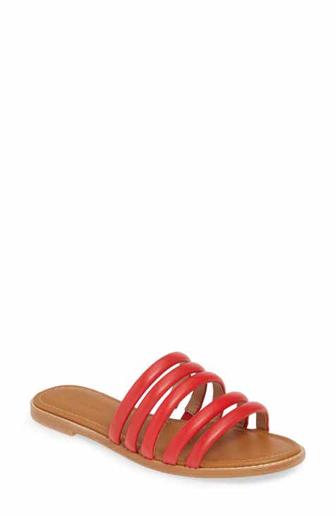 942d88b3639cb1 Madewell The Addie Slide Sandal (Women)