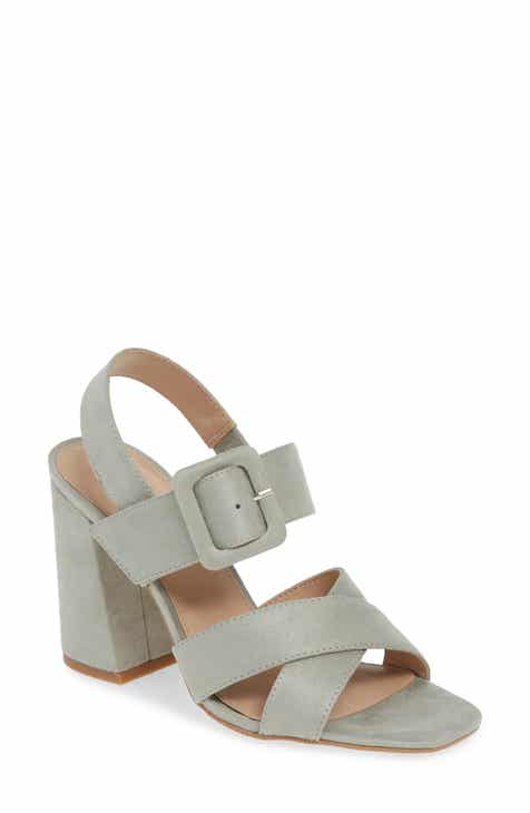 6571f30f2 BCBG Tiffany Ankle Strap Sandal (Women)