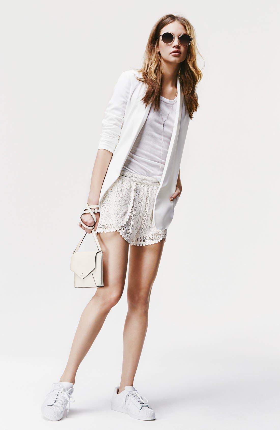 Alternate Image 6  - adidas 'Superstar' Mesh Sneaker (Women)
