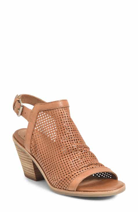 73b58189f904 Söfft Milly Perforated Sandal (Women)