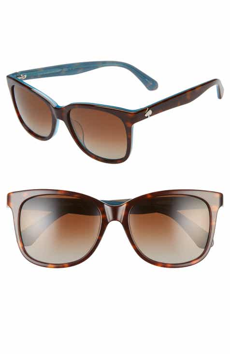 a3b210318174 kate spade new york danalyn 54mm polarized sunglasses