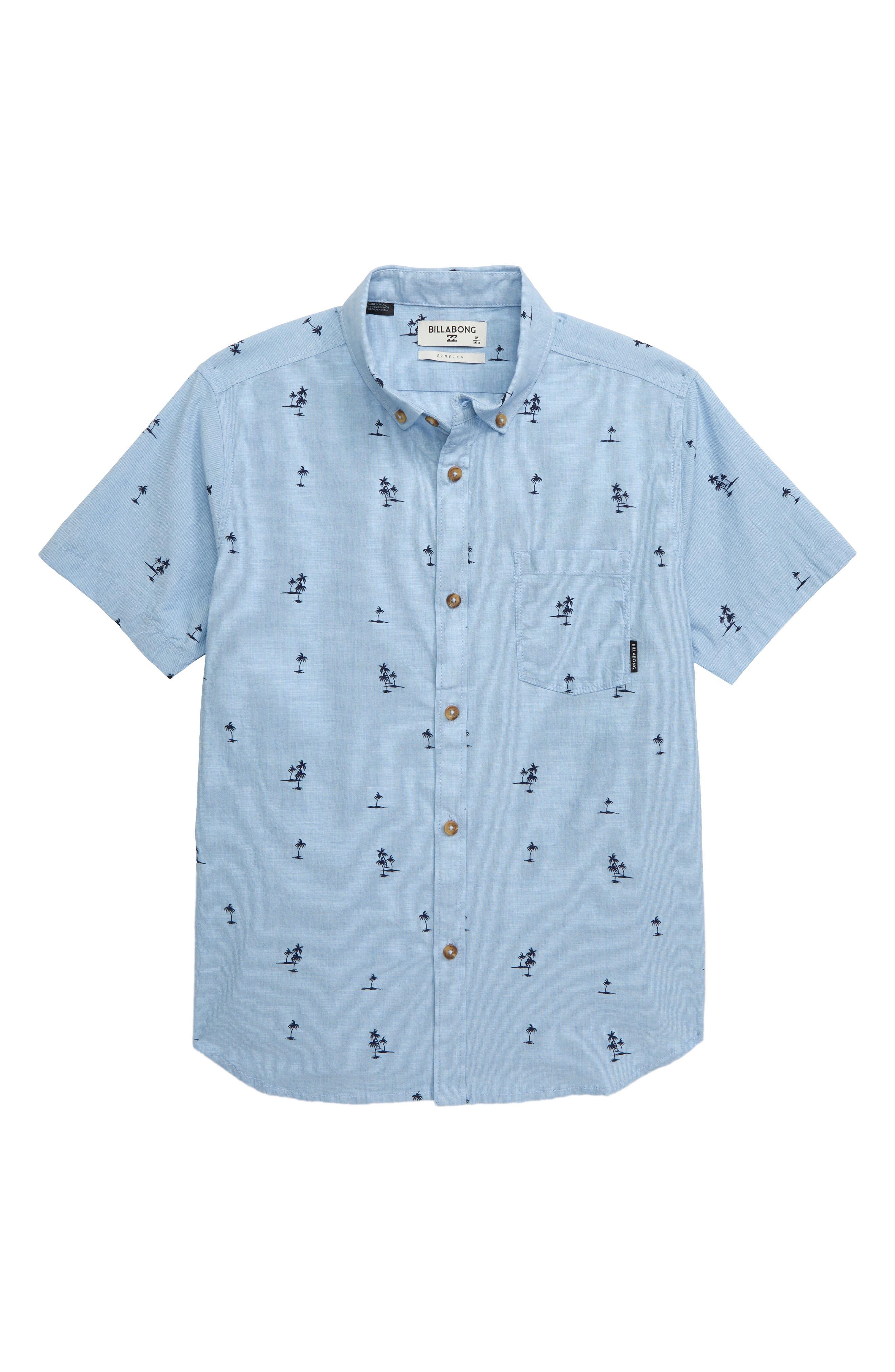 2686039ca2 Billabong Kids  Casual Button-Down Shirts Bathing Suits   Clothes ...