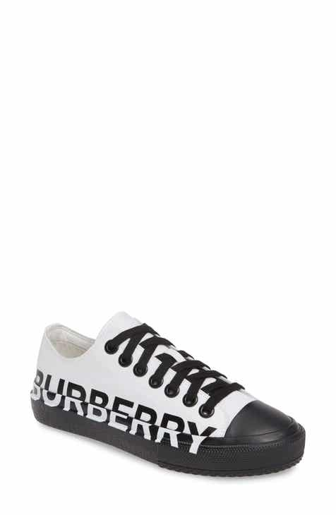 11175a4df7d Burberry Larkhall Graphic Logo Sneaker (Women)