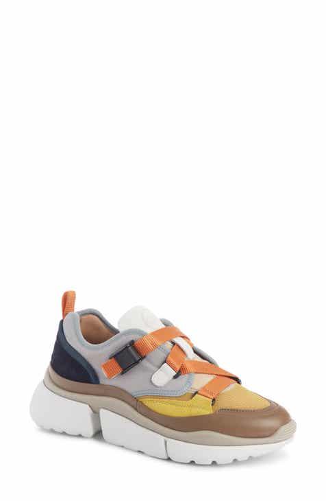 1c7217ebfa0 Chloé Sonnie Low Top Sneaker (Women)
