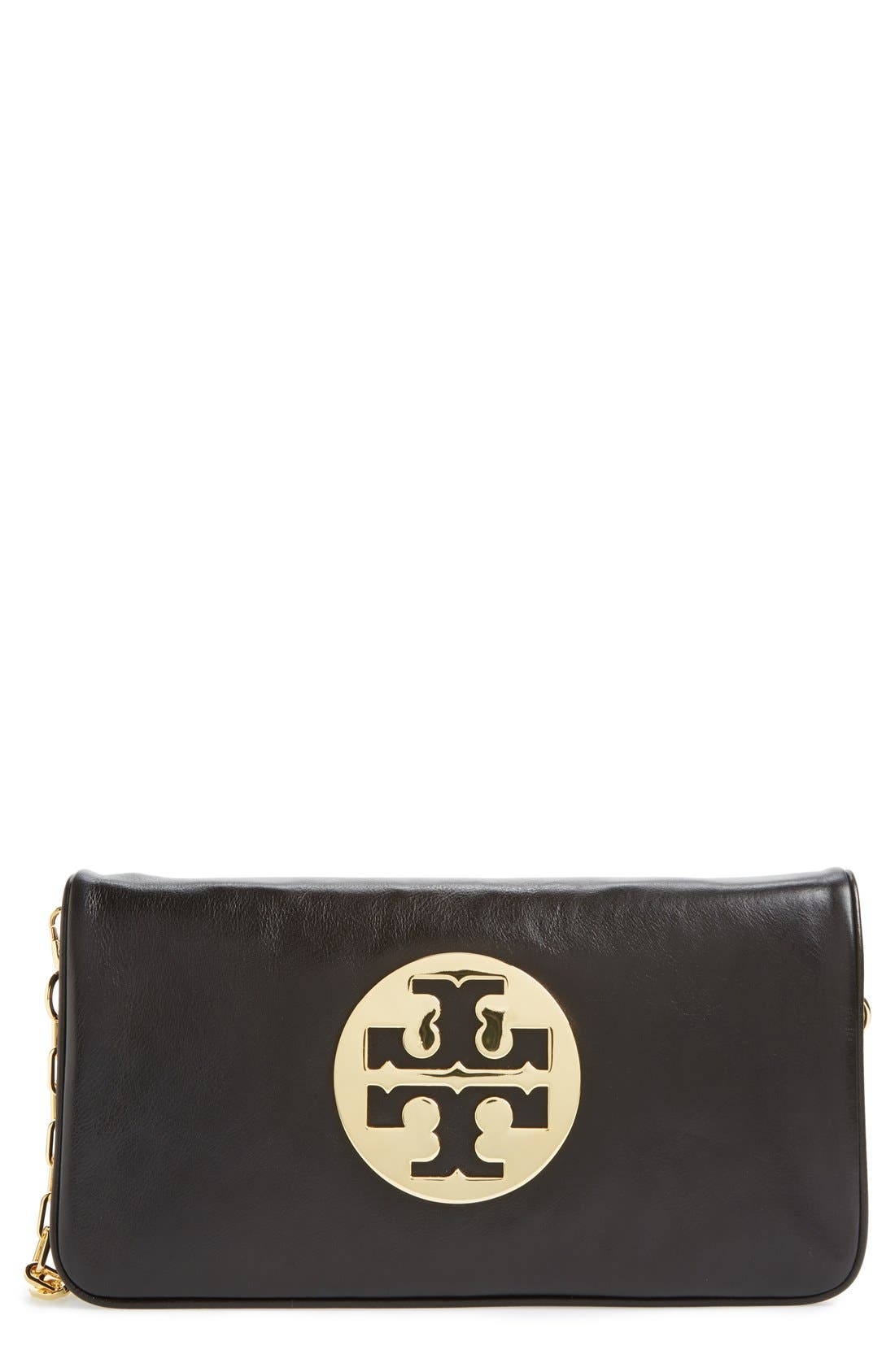Main Image - Tory Burch 'Reva' Clutch