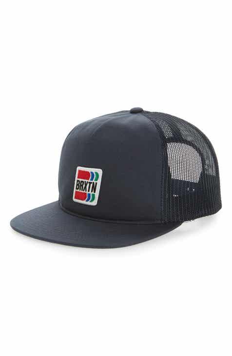 e047d885497de Brixton Omar Trucker Hat