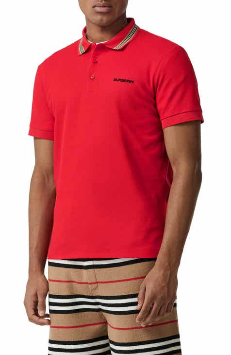 a9cadbbde0f Designer Polo Shirts for Men  Short   Long Sleeves