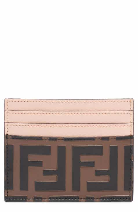 fcfdac1a48 Fendi Wallets & Card Cases for Women | Nordstrom