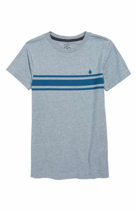 8aed024412 Volcom Land Lines Graphic T-Shirt (Big Boys)