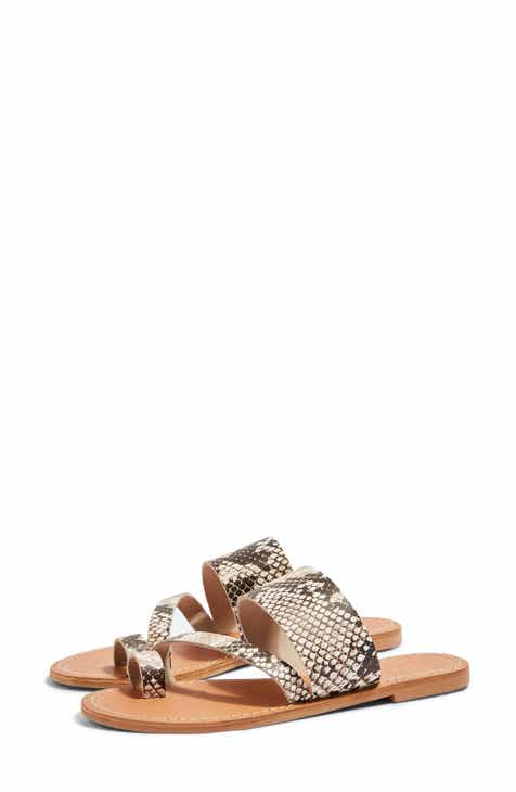 8328966c2 Topshop Honey Slide Sandal (Women)