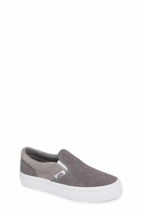 277d3aef9a68 Vans Classic Perforated Slip-On Sneaker (Toddler, Little Kid & Big Kid)