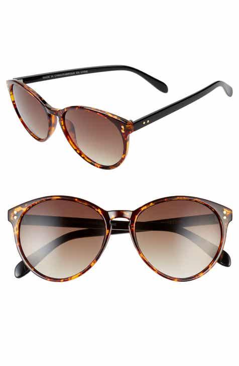 c3a93a7ae161e Bookworm 53mm Gradient Round Sunglasses