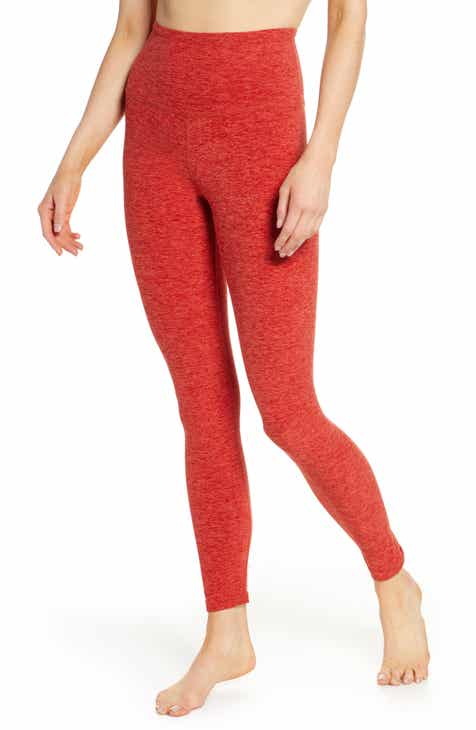 839ffa4c56350 Beyond Yoga Midi High Waist Leggings