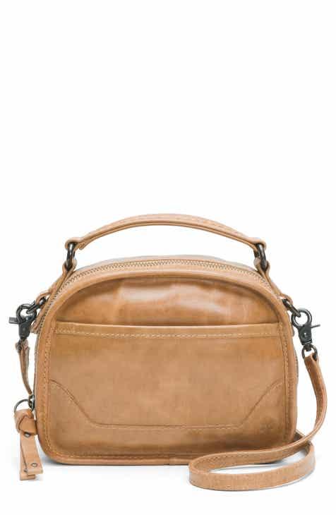 eb4618206f41 Frye Melissa Leather Crossbody Bag