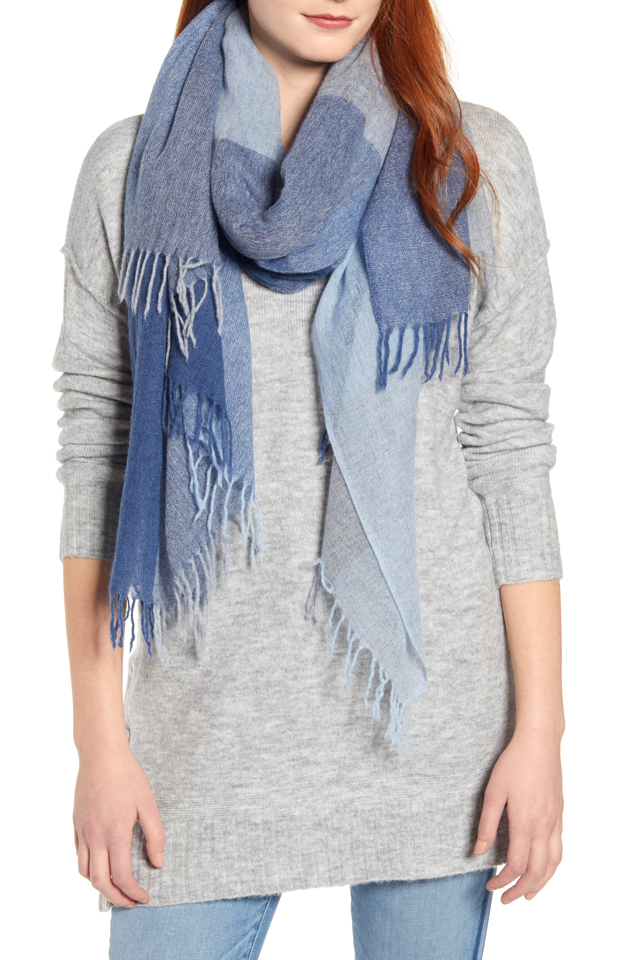 Women's 100% Cashmere Scarves | Nordstrom