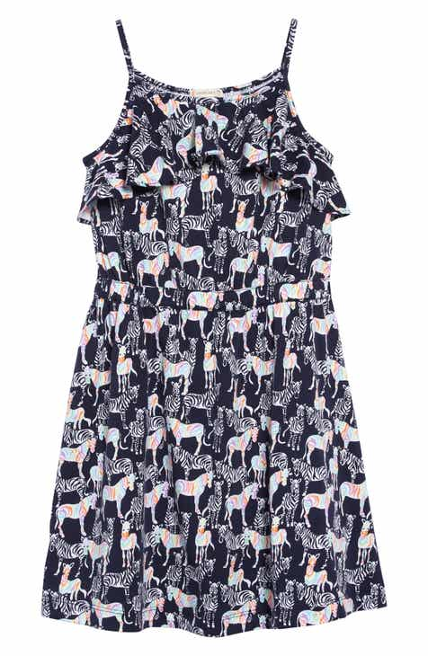 02880d512b crewcuts by J.Crew Zebra Print Sundress (Toddler Girls