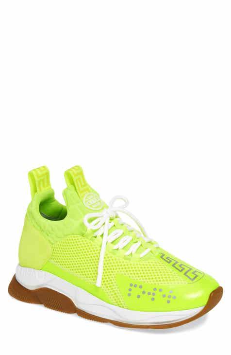 9fc2070d Versace Cross Chainer Neoprene Sneaker (Men)