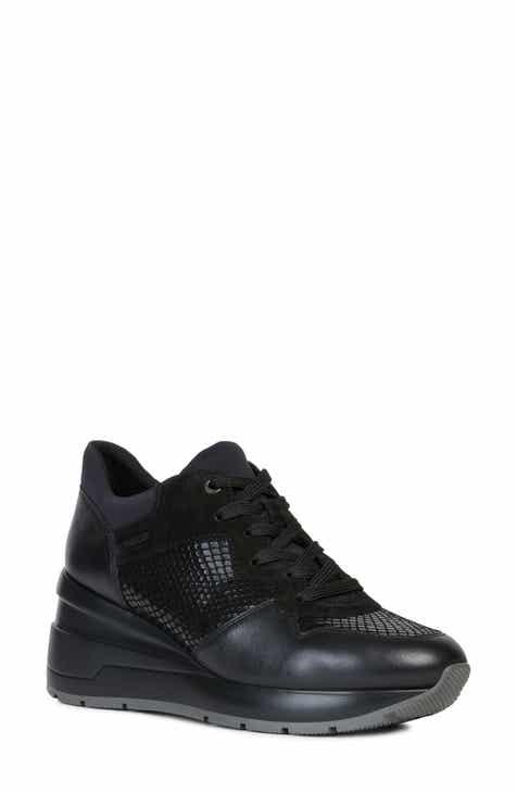 2a06afe5bd6f Geox Zosma Wedge Sneaker (Women)