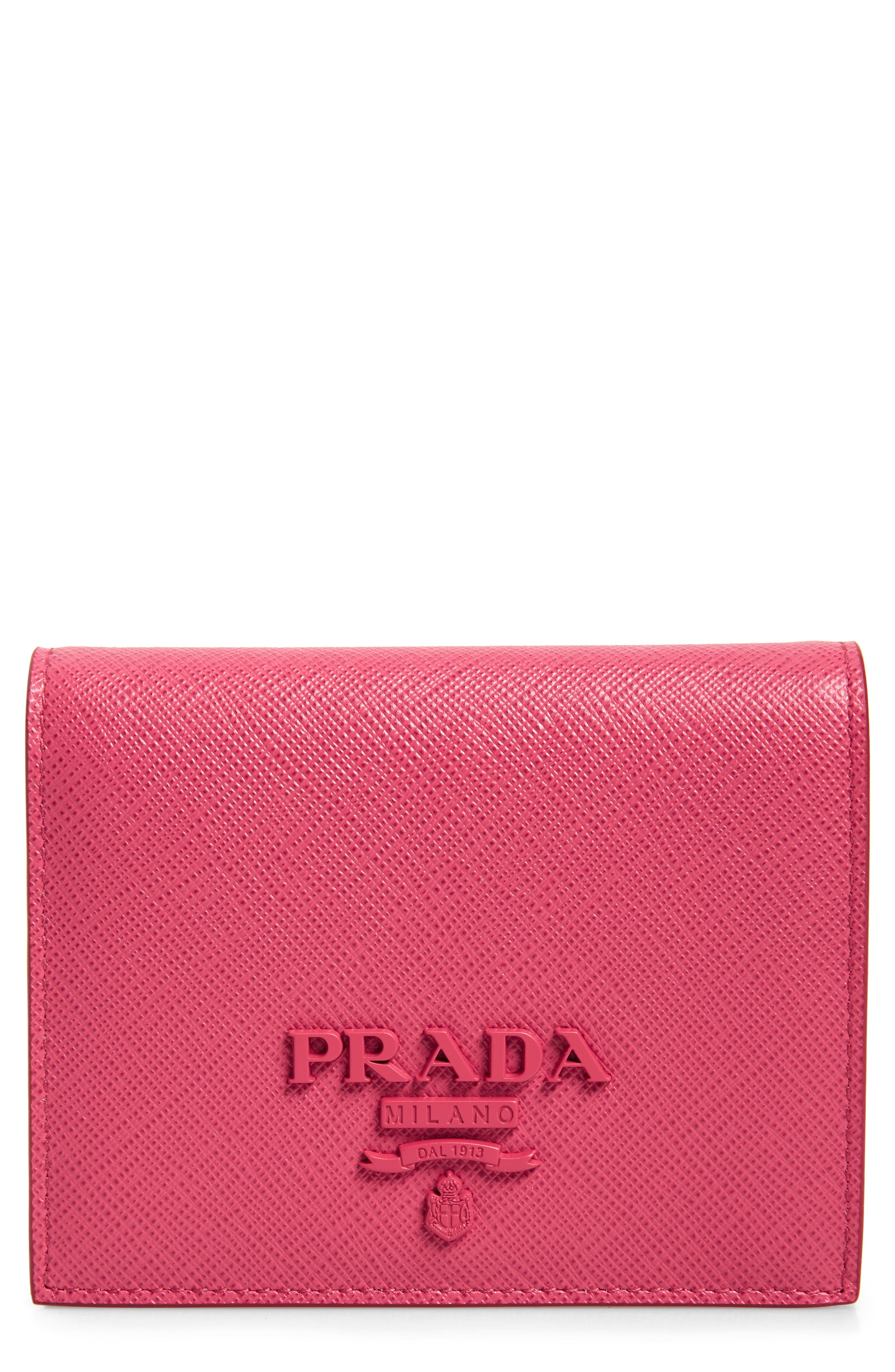 1410a9b23863 Prada Wallets & Card Cases for Women | Nordstrom